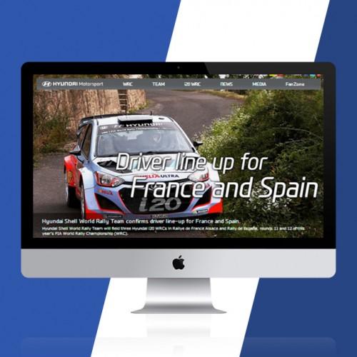 HYUNDAI MOTORSPORT WRC